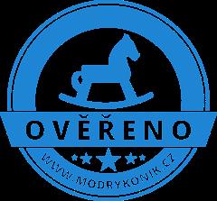 Ověřeno - Modrý koník