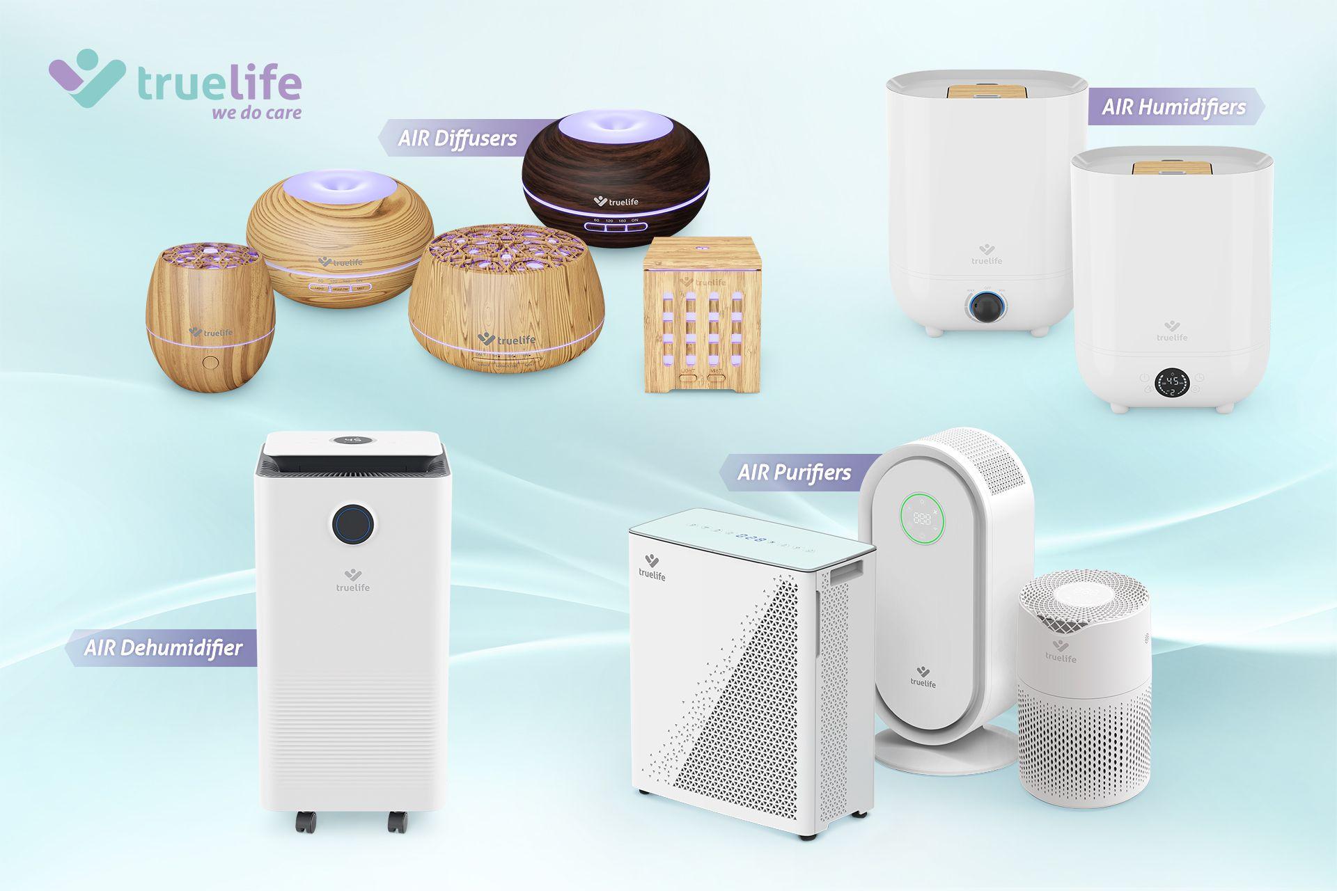 TrueLife AIR Program - Péče o vzduch