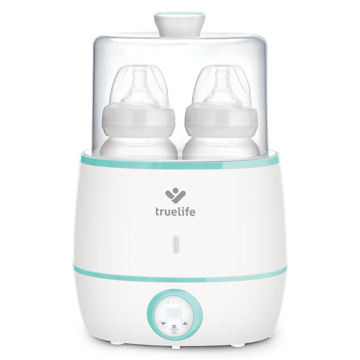 TrueLife Invio BW Double – Ohřívač mateřského mléka a dětských příkrmů