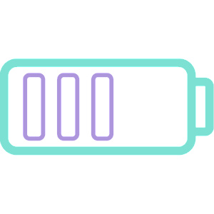 Dlouhá výdrž baterie