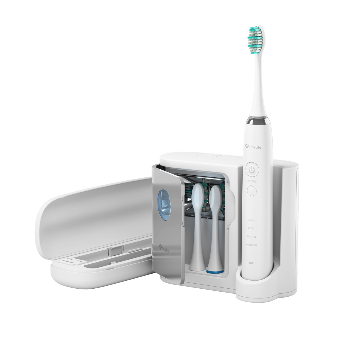 SonicBrush UV – Don't give tooth decay a chance